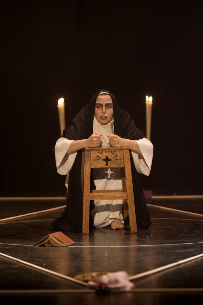 Sor Juana confiesa