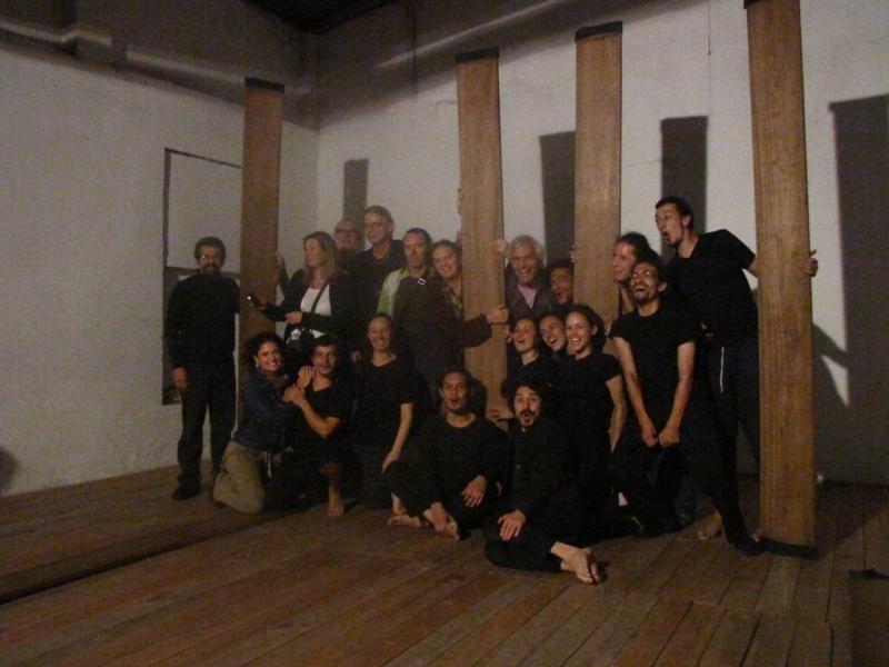 Treinta años del Teatro Tierra